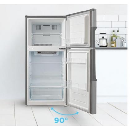 Midea 185L 2-Doors Refrigerator MD222V